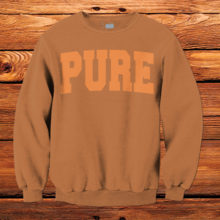 Pure | Burnt Orange Sweatshirt