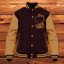 Unfltrd Varsity Jacket | Unfltrd Passion