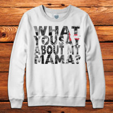 Unfltrd Passion | Sorry-For-Your-Mother---White-Sweater-DTG