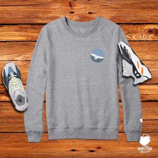 Wave Runner Yeezy 700 3 Shirt Set || Born Fly